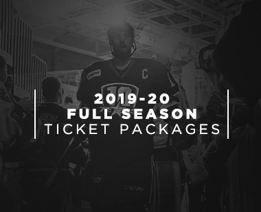 2019-20 Full Season Ticket Packages