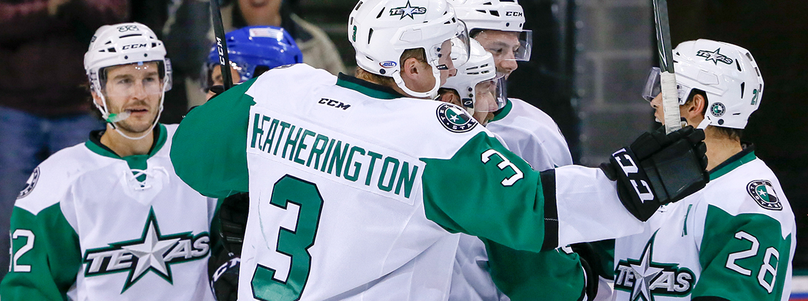 Stars Top Condors with More Overtime Magic, 3-2
