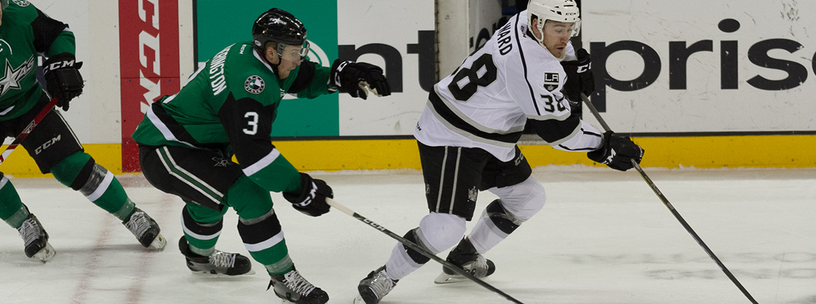 Stars Pick Up a Point in First Overtime Loss, 4-3