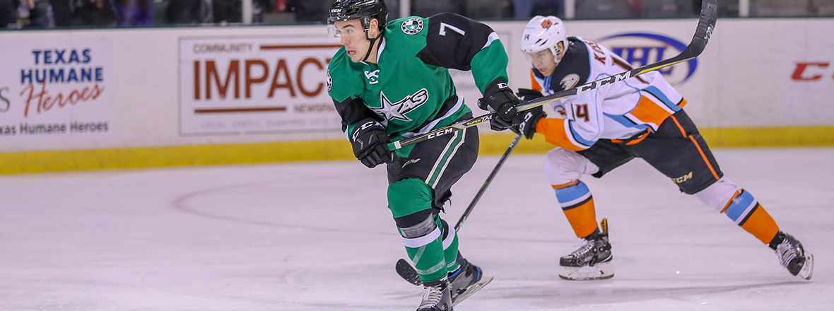 Gulls Fly Away in Third of 6-3 Texas Loss