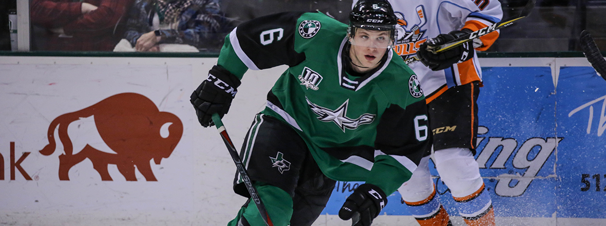 Stars Home Streak Comes to an End against Gulls