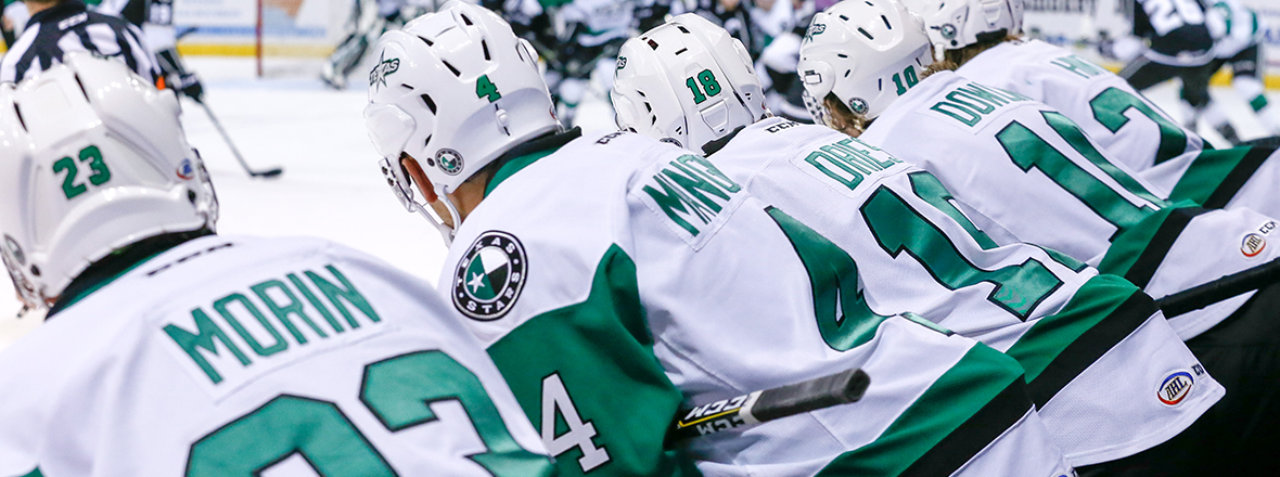 Stars Staying Above Water in AHL's Toughest Division