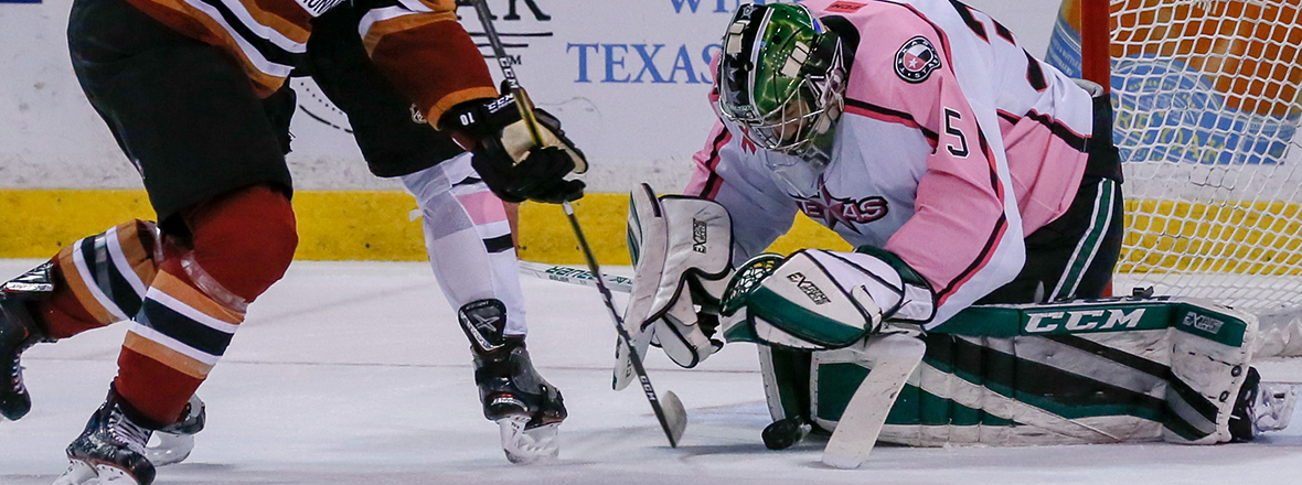 Stars Overpowered by Tucson in 5-2 Loss