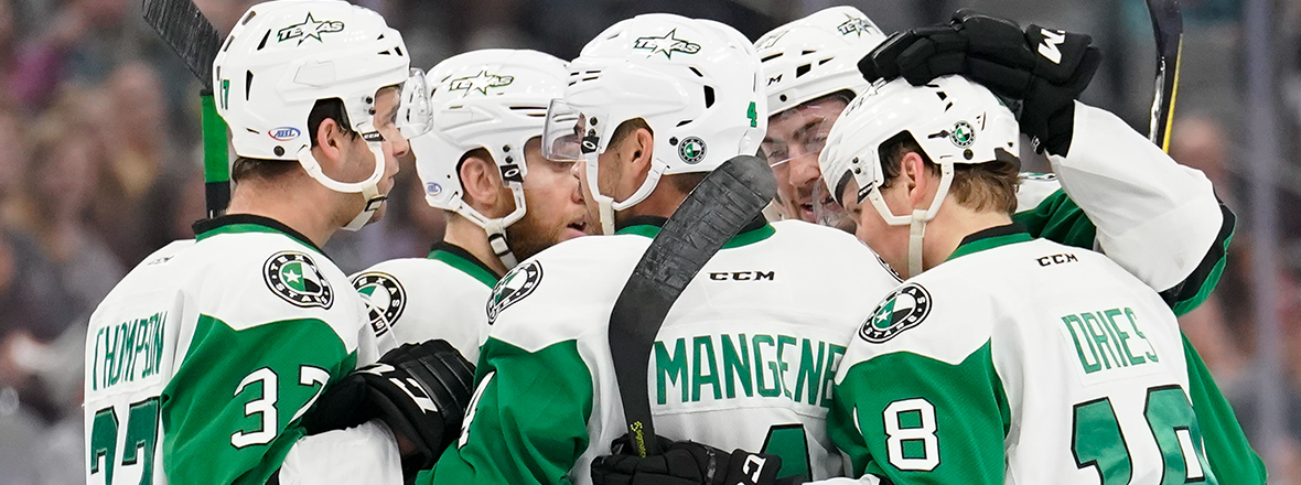 Regner Lifts Stars to Crucial Win in OT, 2-1