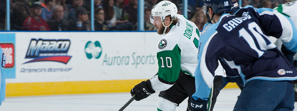 Power Plays Run Wild in 5-3 Loss for Stars
