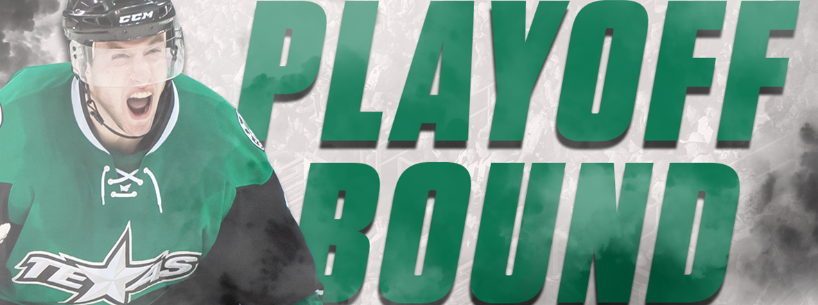 PLAYOFF BOUND! Stars Punch Playoff Ticket in Wild Win