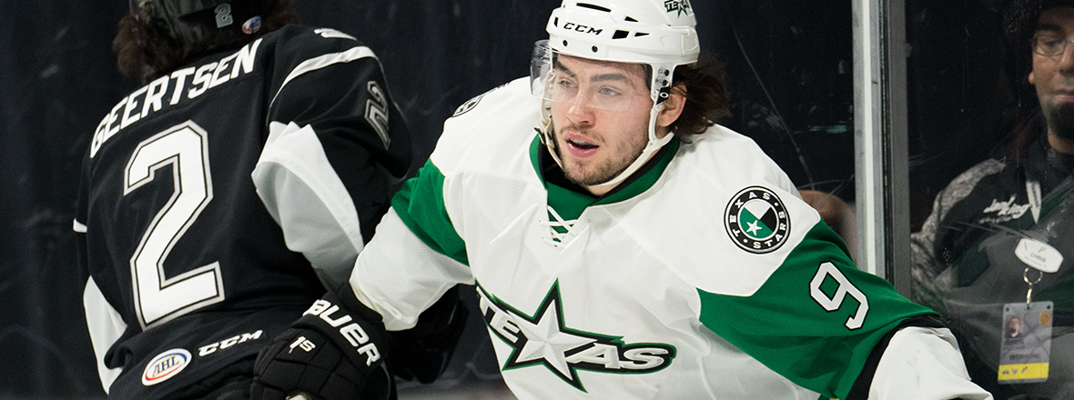 Stars Double-Up Rampage in 4-2 Win