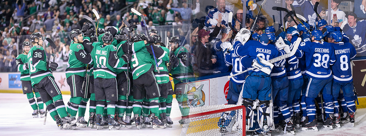 Stars & Marlies: Calder Cup Finals Schedule Set