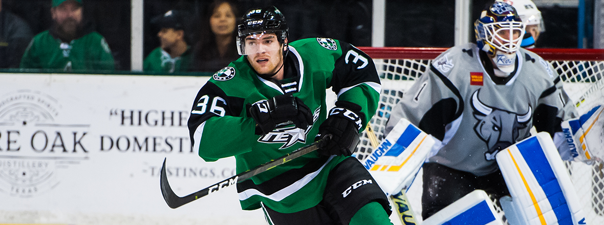 Stars Announce Preseason Schedule with Rampage
