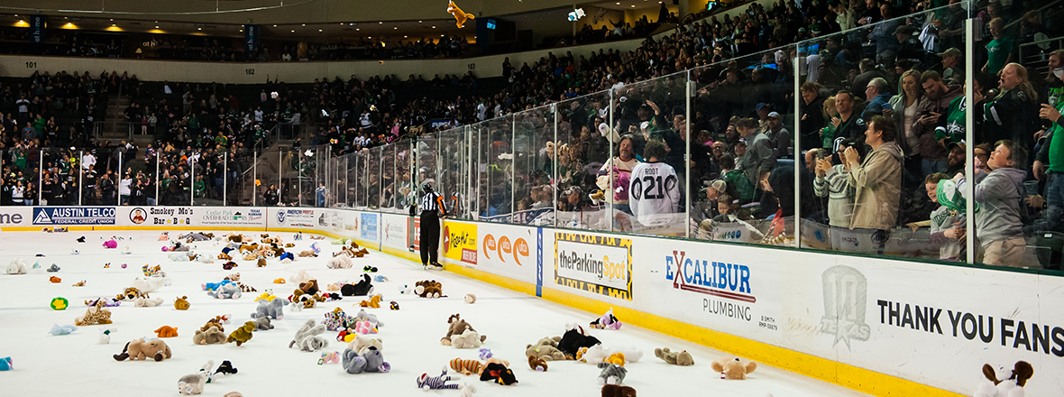 2019-20 Stars Promotional Schedule Announced
