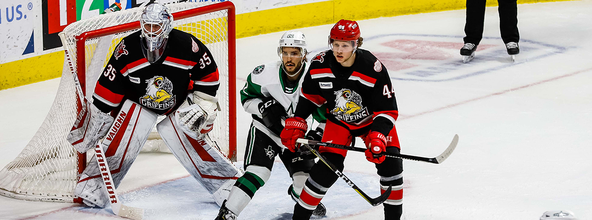 Game Notes: Feb. 29 | Stars vs. Griffins