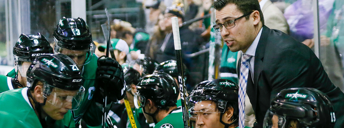 Stars Announce 2020-21 Training Camp Roster