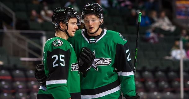 Dallas Stars Announce 2021-22 Training Camp Roster thumbnail