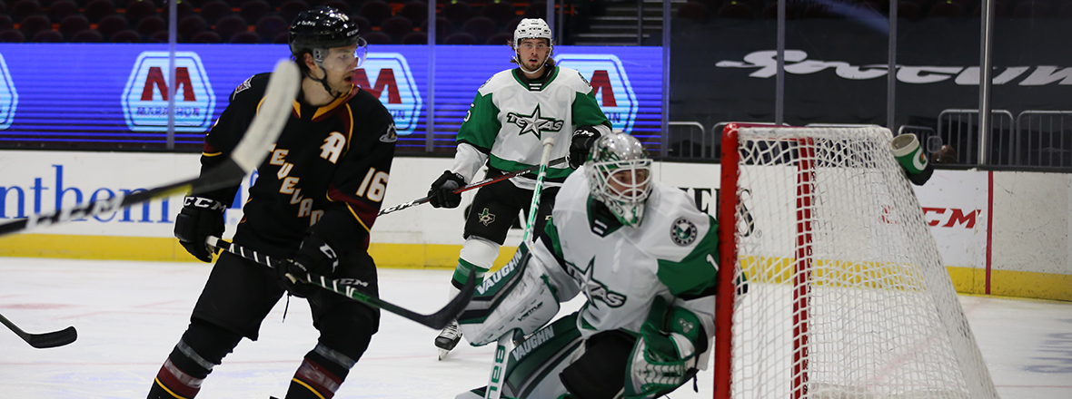 Stars Drop Final Game in Cleveland