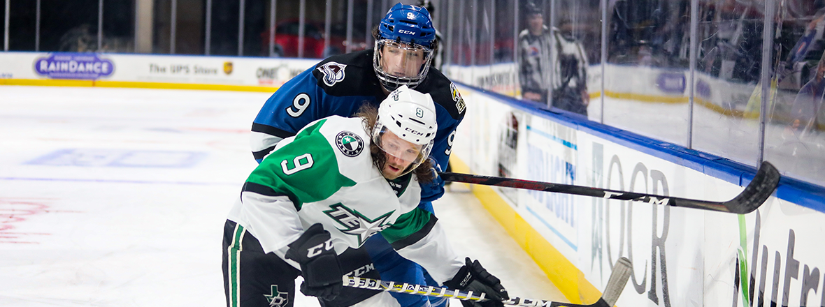 Stars Drop Final Game with Eagles 4-1