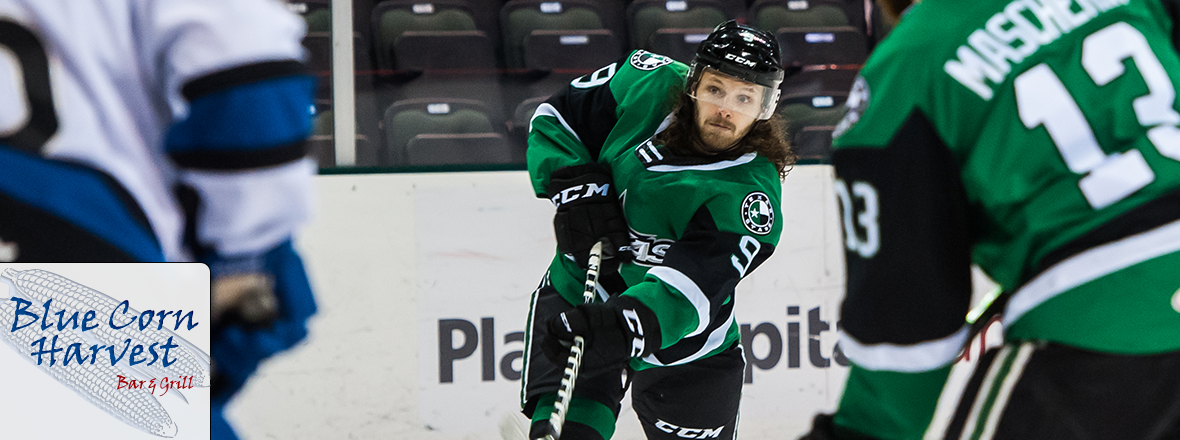 Anthony Louis Re-Signs AHL Deal with Stars