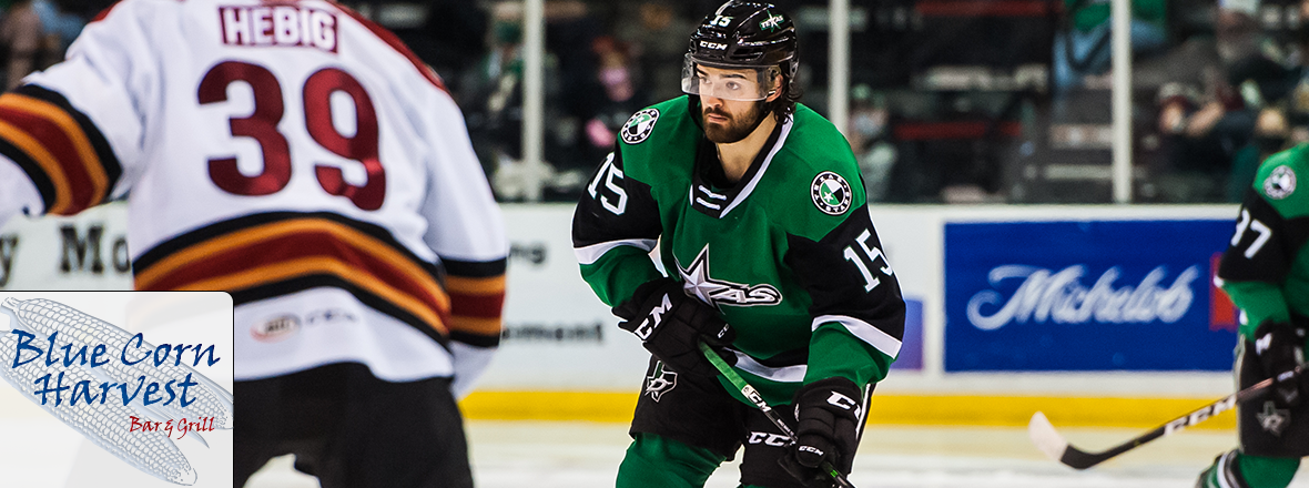 Max Martin Returns to Texas on AHL Deal