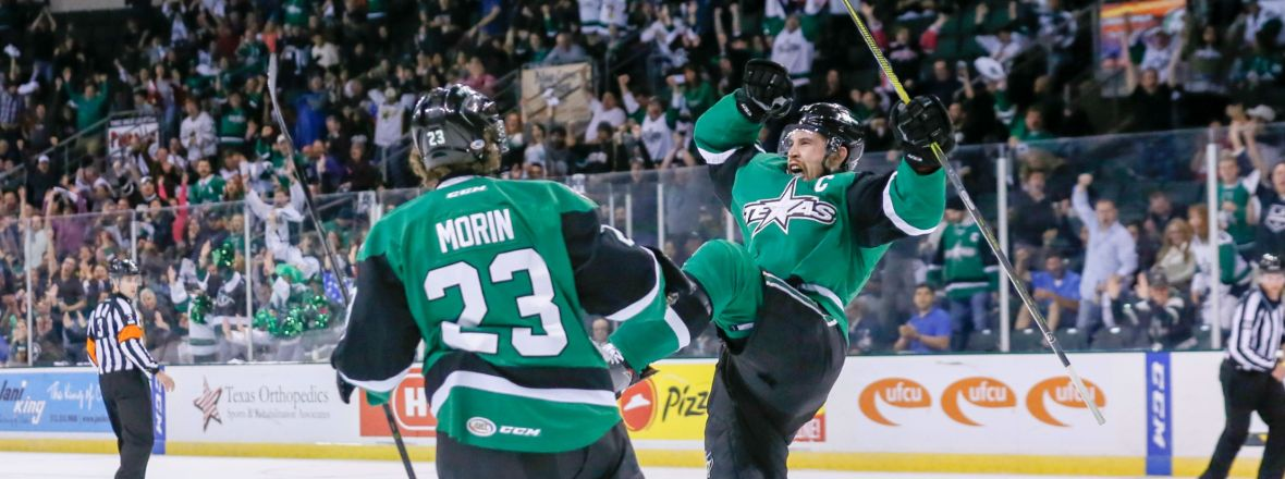Stars Reunite with Curtis McKenzie on Two-Year Contract