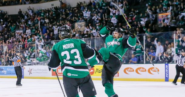 Texas Stars Reunite with Forward Curtis McKenzie on a Two-Year AHL Contract thumbnail