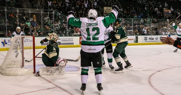 Stars Bounce Back with 3-1 Win thumbail