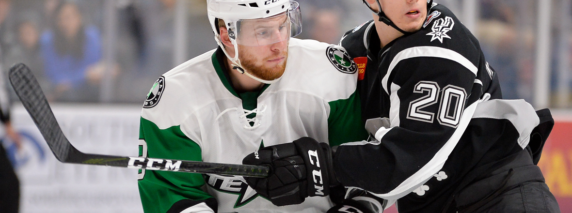 Dallas Stars Recall Dillon Heatherington