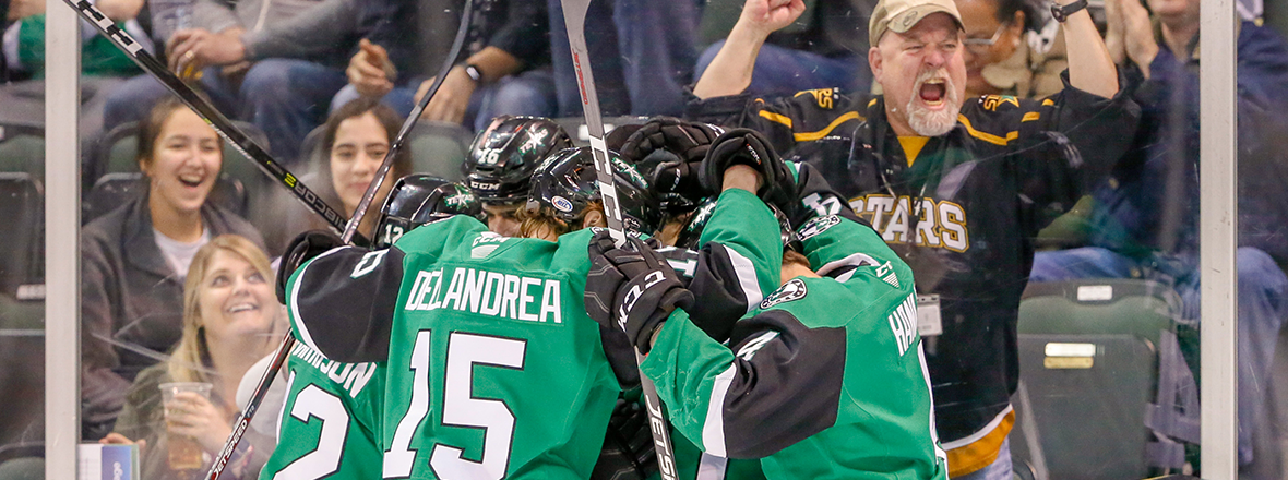 Back-to-Back Goals Propel Stars to 3-2 Victory