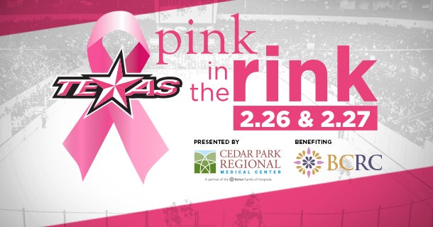 Sixth Annual Pink in the Rink