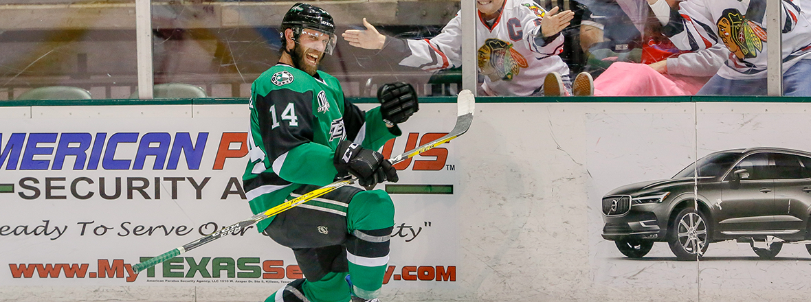 Stars Outshine Griffins in 6-3 Victory