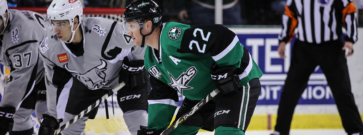 Stars Fall to Rampage 3-1 in Season Finale