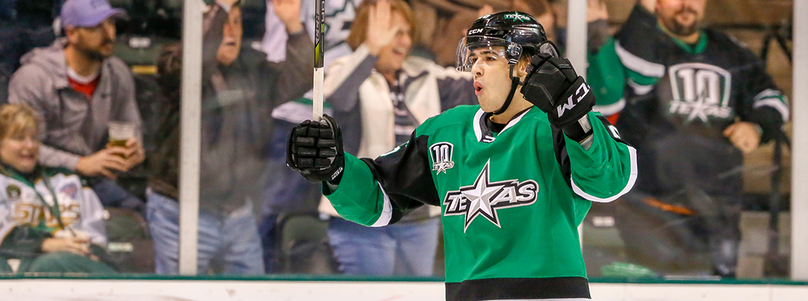 Stars Steamroll Rampage in 7-4 Victory