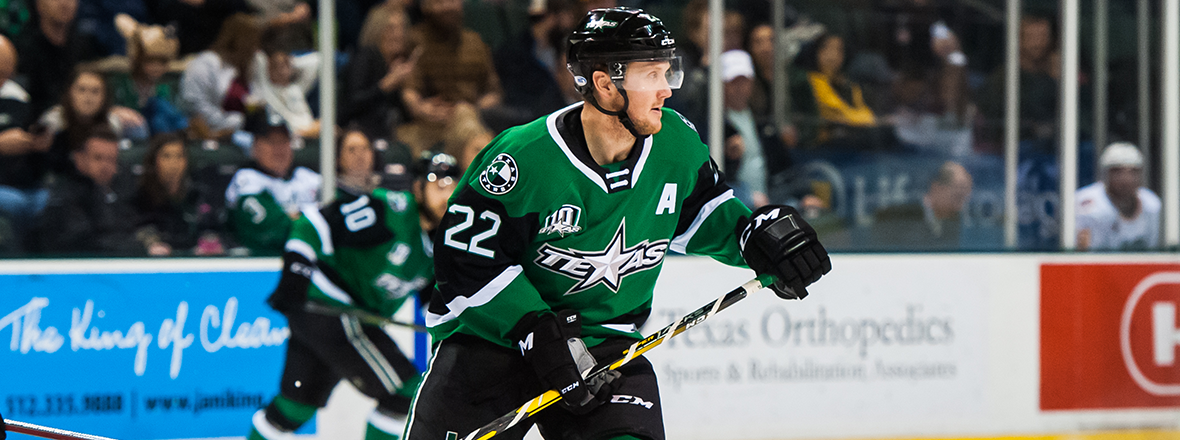 Stars Net Four Unanswered Goals, Top Wolves 4-2