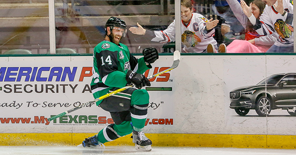 Stars Outshine Griffins in 6-3 Victory Thumbnail