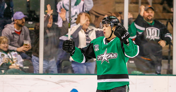 Stars Steamroll Rampage in 7-4 Victory Thumbnail