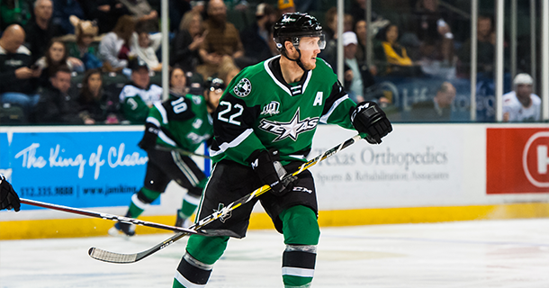 Stars Net Four Unanswered Goals, Top Wolves 4-2 Thumbnail
