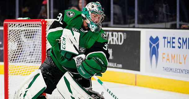 Stars Hold Off Rampage With 2-0 Shutout Win