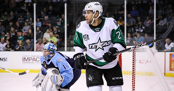 Stars Force Overtime with Late Comeback