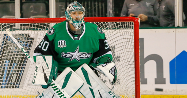 Stars Reassign Desrosiers to Idaho