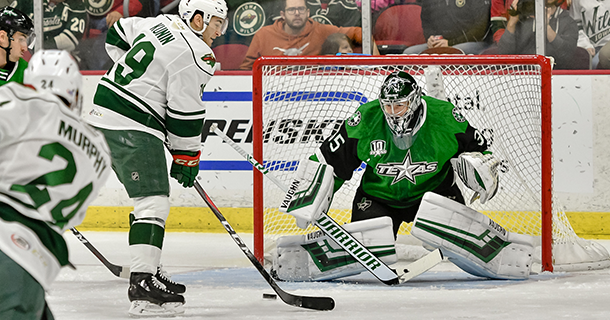 Stars Force Overtime with Late Goal, Fall in Shootout