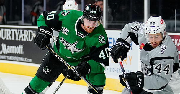 Stars Reassign Defenseman Ondrej Vala from Idaho
