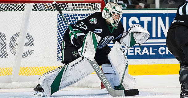 Stars Reassign Colton Point to Steelheads Thumbnail