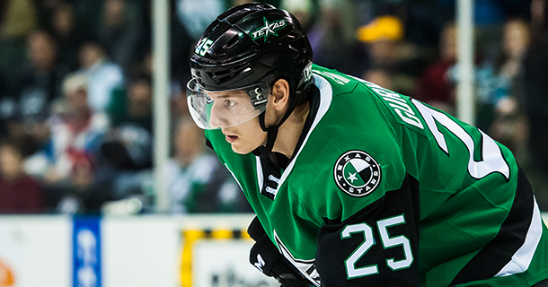 Dallas Stars Reassign Right Wing Denis Gurianov Thumbnail
