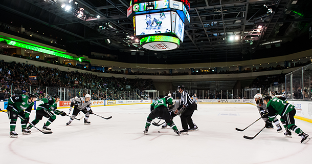 Texas Stars to Open Training Camp on Tuesday Thumbnail