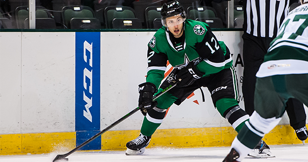 Riley Damiani Named to AHL All-Rookie Team thumbnail