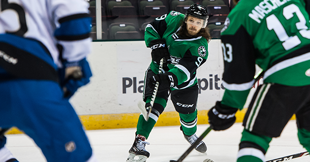 Anthony Louis Re-Signs AHL Deal with Stars thumbnail